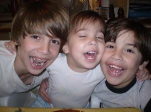 Foto de los chicos